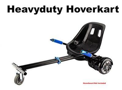 Heavyduty hoverkart